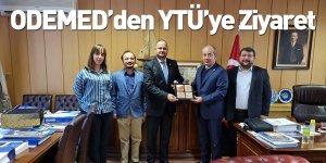 ODEMED'den YTÜ'ye Ziyaret