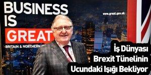 İş Dünyası Brexit Tünelinin Ucundaki Işığı Bekliyor