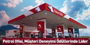 Petrol Ofisi, Müşteri Deneyimi Ödüllerinde Lider