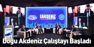 Doğu Akdeniz Çalıştayı Başladı