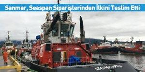 Sanmar, Seaspan Siparişlerinden İlkini Teslim Etti