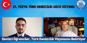 Denizci Öğrenciler, Türk Denizcilik Vizyonunu Belirliyor