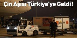 Çin Aşısı Türkiye'ye Geldi!