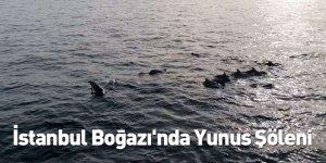İstanbul Boğazı'nda Yunus Şöleni