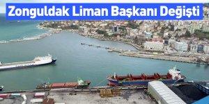 Zonguldak Liman Başkanı Değişti
