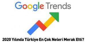 2020 Yılında Türkiye En Çok Neleri Merak Etti?