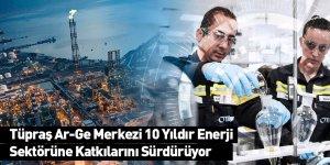 Tüpraş Ar-Ge Merkezi 10 Yıldır Enerji Sektörüne Katkılarını Sürdürüyor