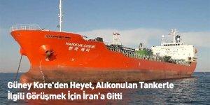 Güney Kore'den Heyet, Alıkonulan Tankerle İlgili Görüşmek İçin İran'a Gitti