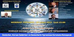 Denizciler, Korsan Saldırıları ve Denizcilerin Yıpranması Sorununu Konuşacak