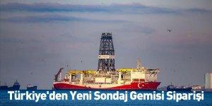 Türkiye'den Yeni Sondaj Gemisi Siparişi