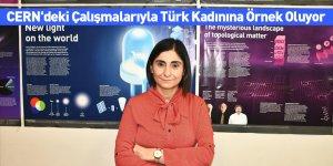 CERN'deki Çalışmalarıyla Türk Kadınına Örnek Oluyor