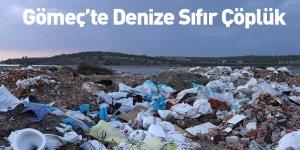 Gömeç'te Denize Sıfır Çöplük