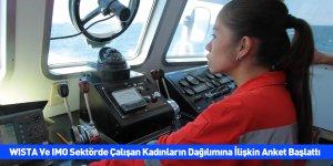 WISTA Ve IMO Sektörde Çalışan Kadınların Dağılımına İlişkin Anket Başlattı