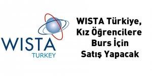 WISTA Türkiye, Kız Öğrencilere Burs İçin Satış Yapacak