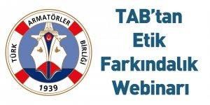 TAB'tan Etik Farkındalık Webinarı