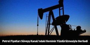 Petrol Fiyatları Süveyş Kanalı'ndaki Geminin Yüzdürülmesiyle Geriledi