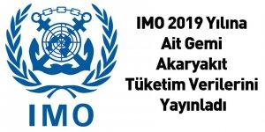 IMO 2019 Yılına Ait Gemi Akaryakıt Tüketim Verilerini Yayınladı