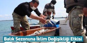 Balık Sezonuna İklim Değişikliği Etkisi
