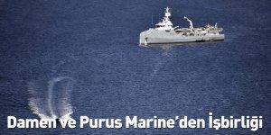 Damen ve Purus Marine'den İşbirliği