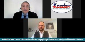KOSDER'den Deniz Ticaretinde İklim Değişikliği Tedbirleri ve Uyum Önerileri Paneli