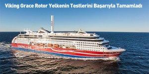 Viking Grace Rotor Yelkenin Testlerini Başarıyla Tamamladı