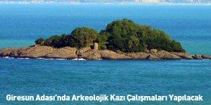 Giresun Adası'nda Arkeolojik Kazı Çalışmaları Yapılacak