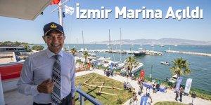 İzmir Marina Açıldı