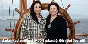 Şadan Kaptanoğlu, BIMCO Başkanlığı Görevini Devretti