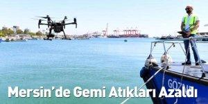 Mersin'de Gemi Atıkları Azaldı