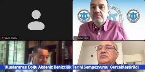 'Uluslararası Doğu Akdeniz Denizcilik Tarihi Sempozyumu' Gerçekleştirildi