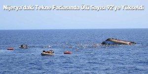 Nijerya'daki Tekne Faciasında Ölü Sayısı 92'ye Yükseldi