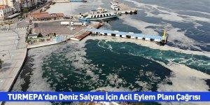 TURMEPA'dan Deniz Salyası İçin Acil Eylem Planı Çağrısı