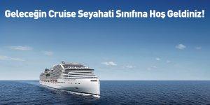 Geleceğin Cruise Seyahati Sınıfına Hoş Geldiniz!