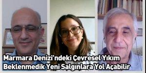 Marmara Denizi'ndeki Çevresel Yıkım Beklenmedik Yeni Salgınlara Yol Açabilir