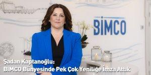 Şadan Kaptanoğlu: BIMCO Bünyesinde Pek Çok Yeniliğe İmza Attık