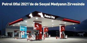 Petrol Ofisi 2021'de de Sosyal Medyanın Zirvesinde