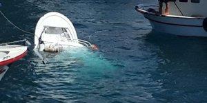 Boğaz'da balıkçı teknesine gemi çarptı: 1 ölü
