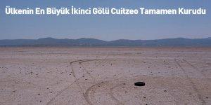 Ülkenin En Büyük İkinci Gölü Cuitzeo Tamamen Kurudu