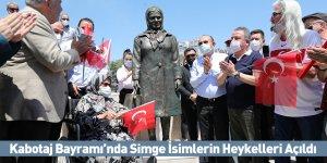 Kabotaj Bayramı'nda Simge İsimlerin Heykelleri Açıldı