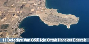 11 Belediye Van Gölü İçin Ortak Hareket Edecek