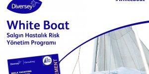 Teknelerin Güvenliği, White Boat Salgın Hastalık Risk Yönetim Programı'na Emanet