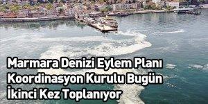 Marmara Denizi Eylem Planı Koordinasyon Kurulu Bugün İkinci Kez Toplanıyor