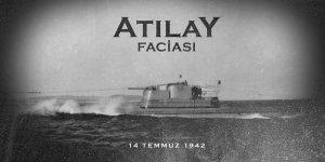 Atılay Denizaltısı 79 Yıl Önce Bugün Sulara Gömüldü