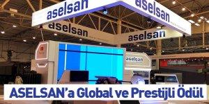 ASELSAN'a global ve prestijli ödül