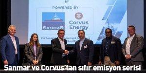 Sanmar ve Corvus'tan sıfır emisyon serisi