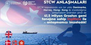 Türk gemi adamları, İngiltere bayraklı gemilerde çalışabilecek