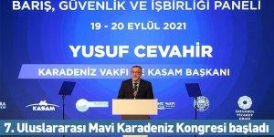 7. Uluslararası Mavi Karadeniz Kongresi başladı