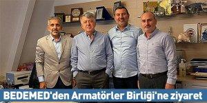 BEDEMED'den Armatörler Birliği'ne ziyaret