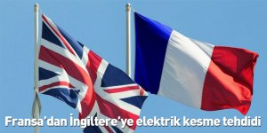 Fransa'dan İngiltere'ye elektrik kesme tehdidi