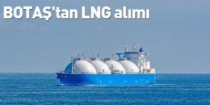 BOTAŞ'tan LNG alımı